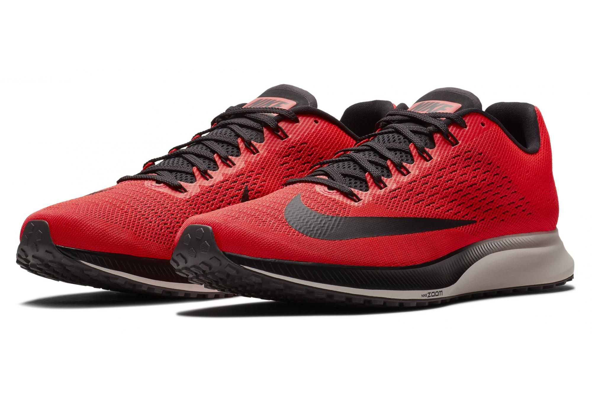 Nike Shoes Air Zoom Elite 10 Red Black Men