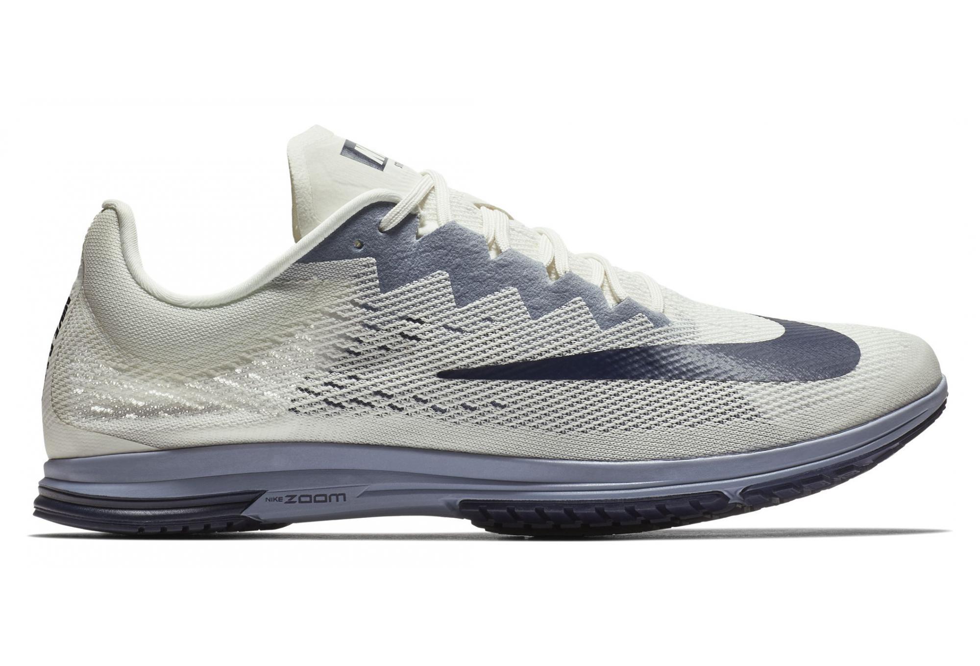 3488b7203630ed Nike Shoes Zoom Streak LT 4 White Blue Unisex