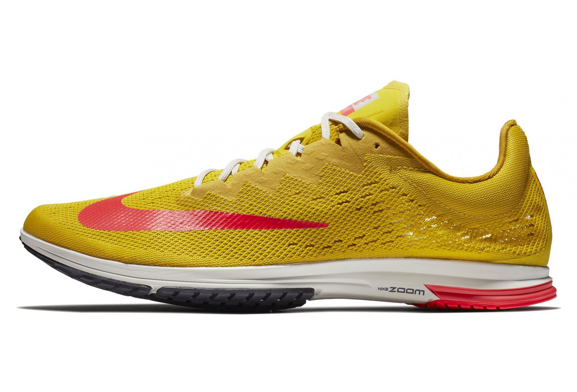 Nike Schuhe Zoom Streak LT 4 Gelb Orange Unisex