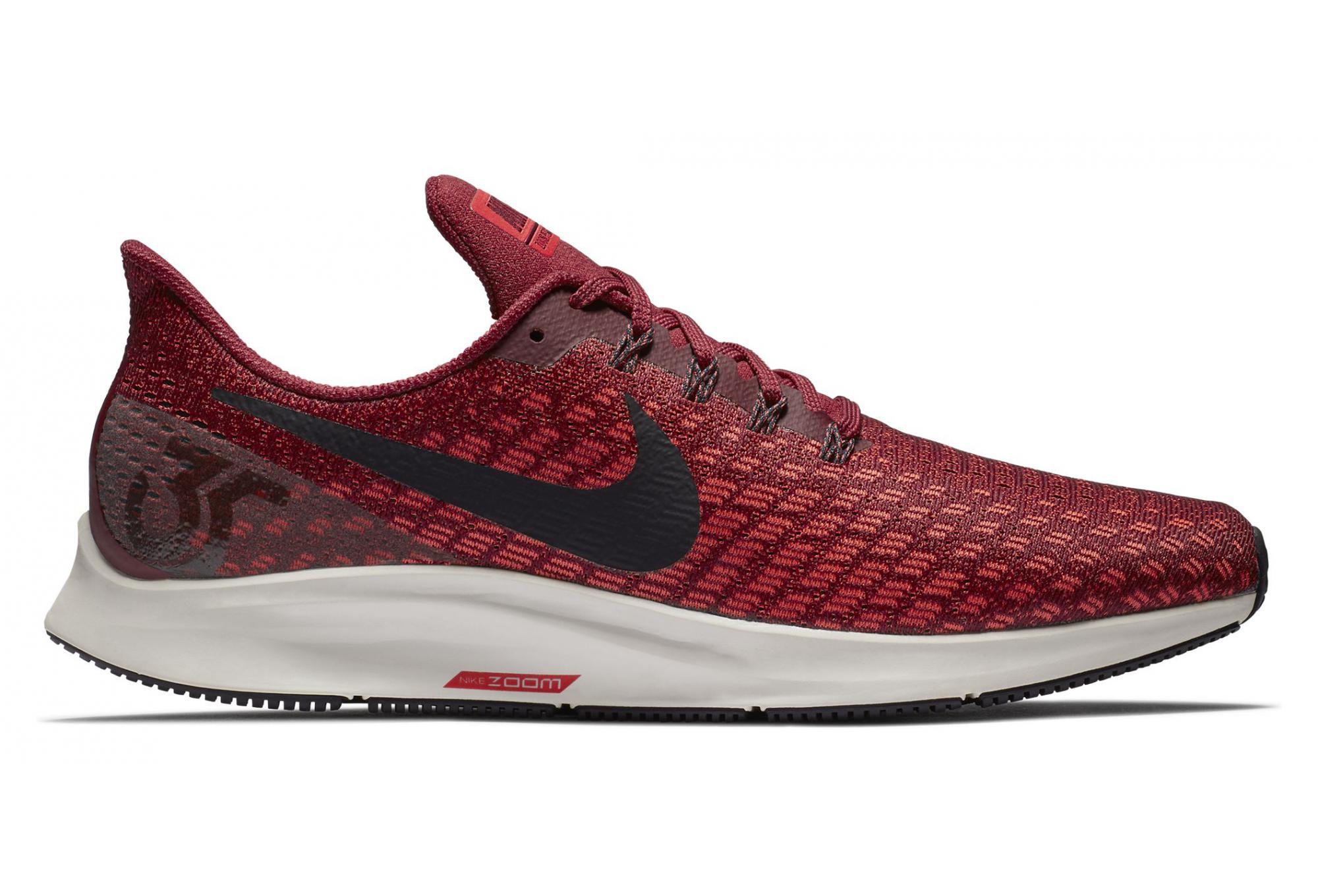Scarpe da Running Nike Shoes Air Zoom Pegasus 35 Rosso da Uomo