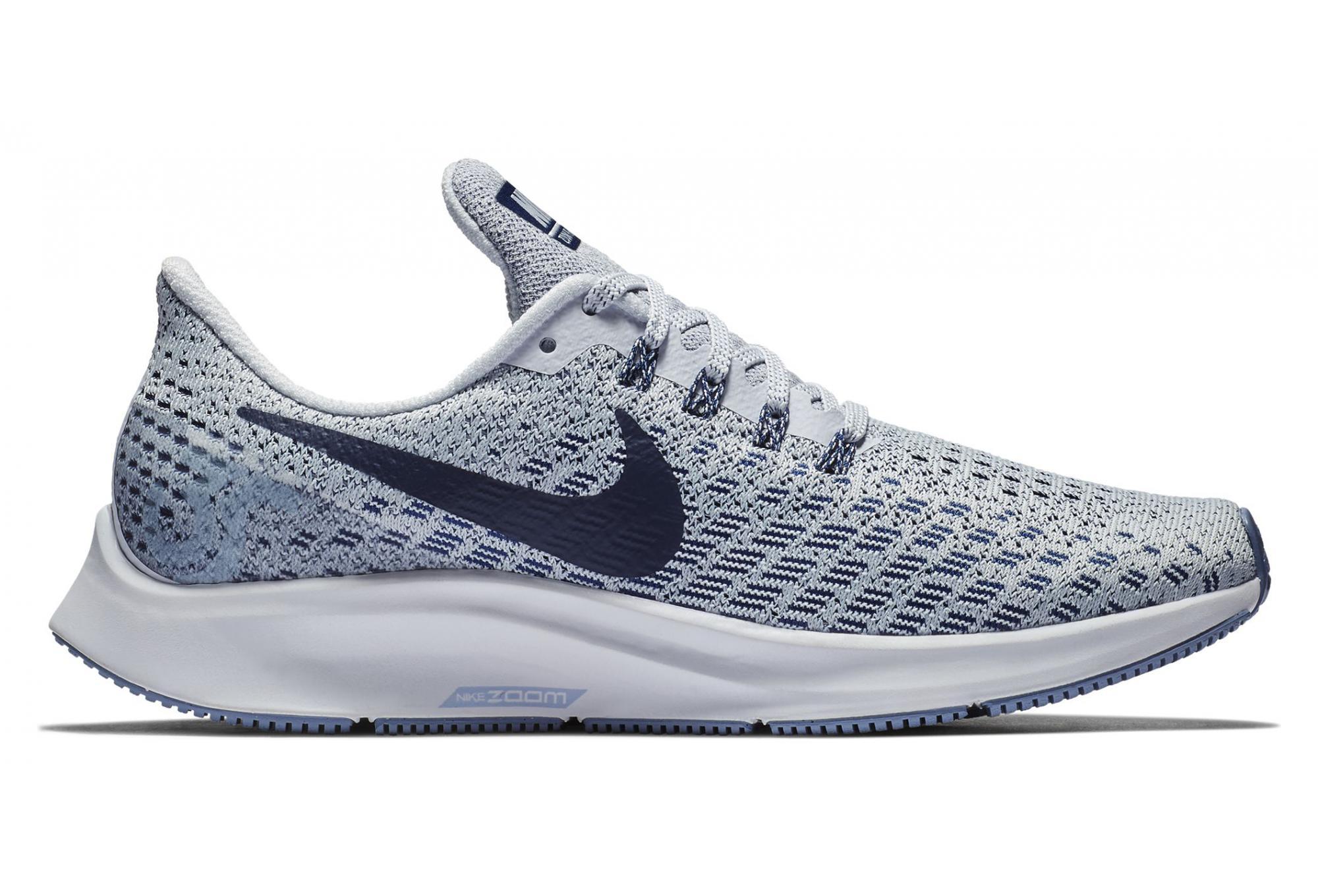 Nike Air Zoom Pegasus 35 Gris Bleu Femme