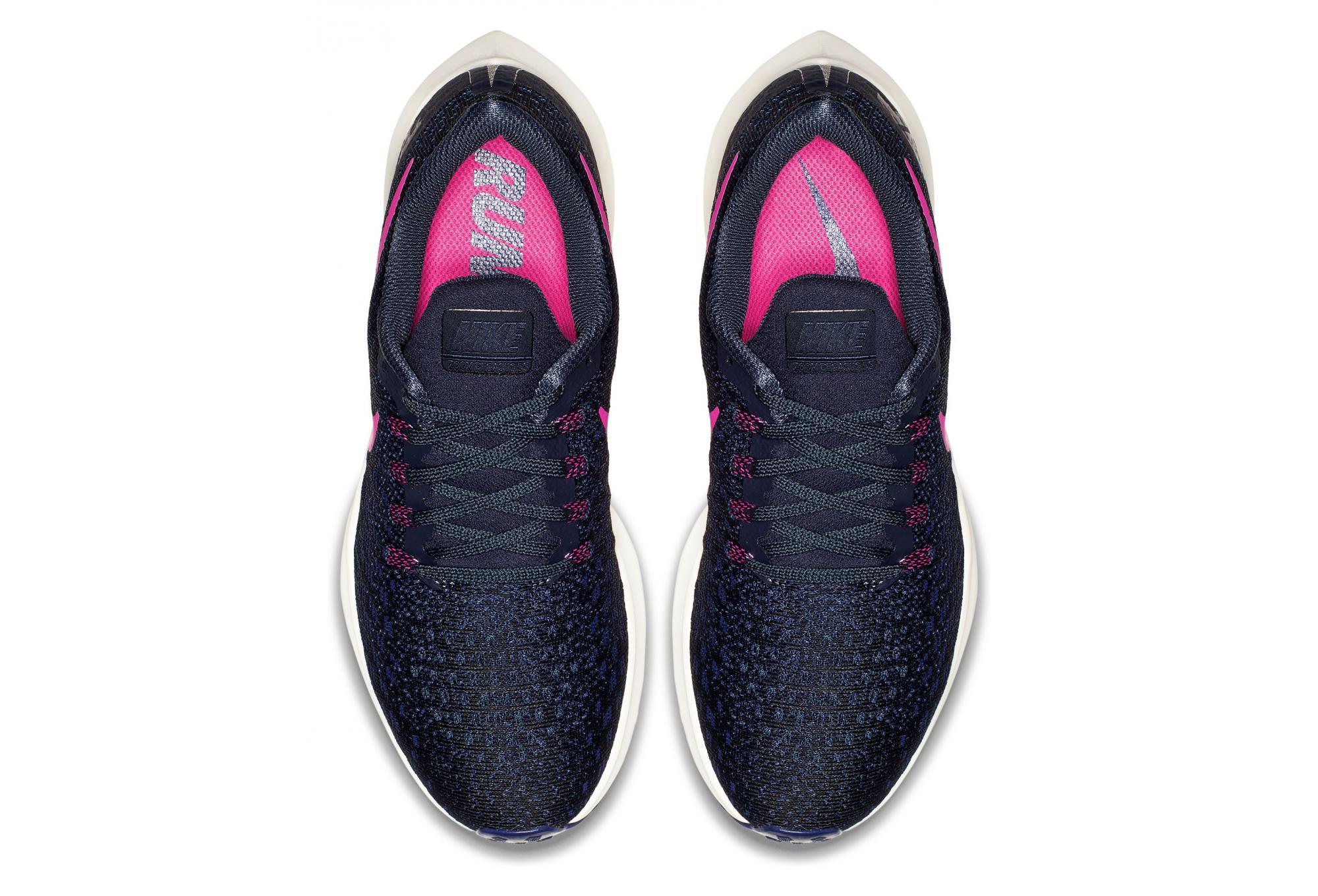 design de qualité d2d54 e9f17 Nike Air Zoom Pegasus 35 Bleu Rose Femme
