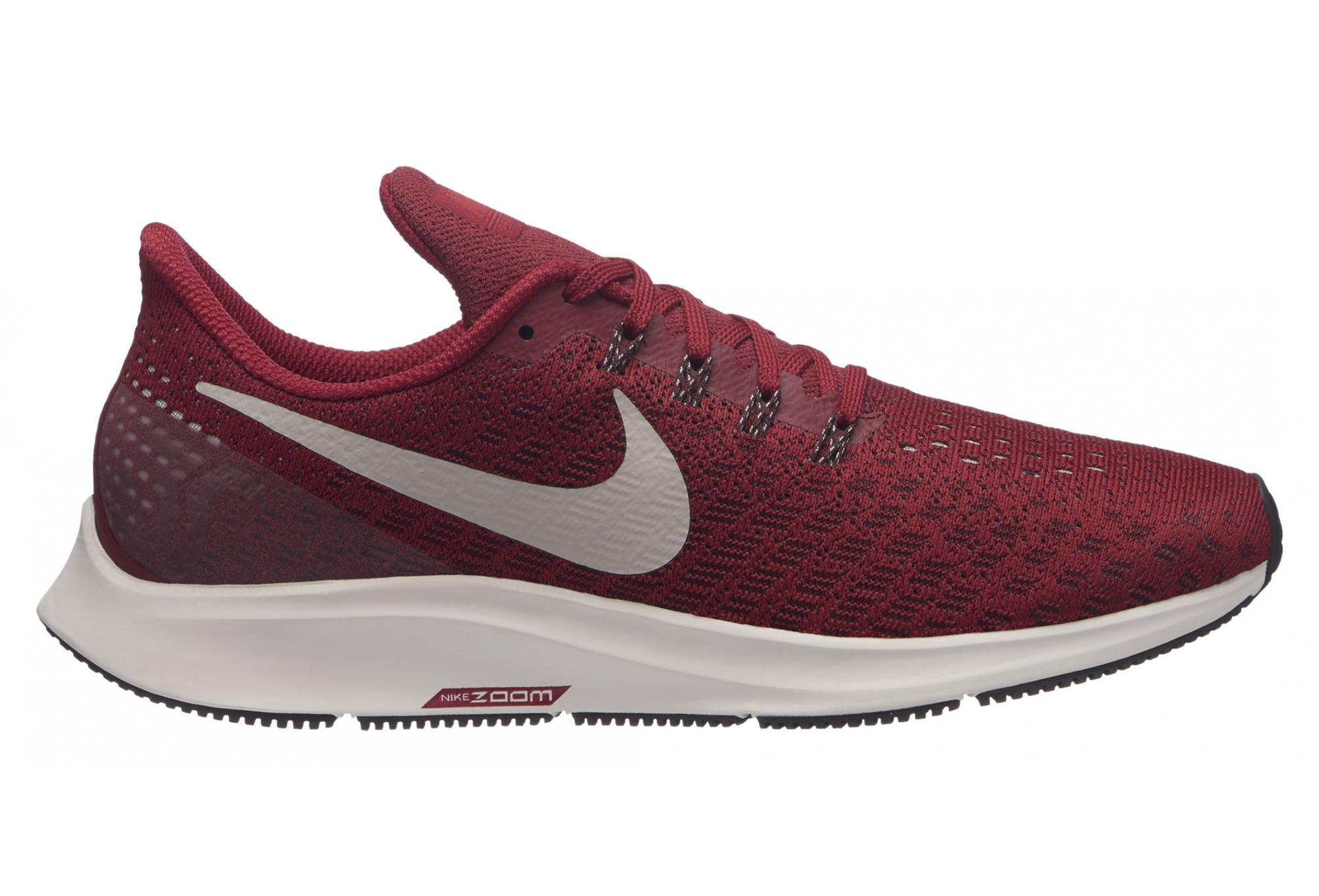 outlet store 098a4 4bed9 Chaussures de Running Femme Nike Air Zoom Pegasus 35 Rouge