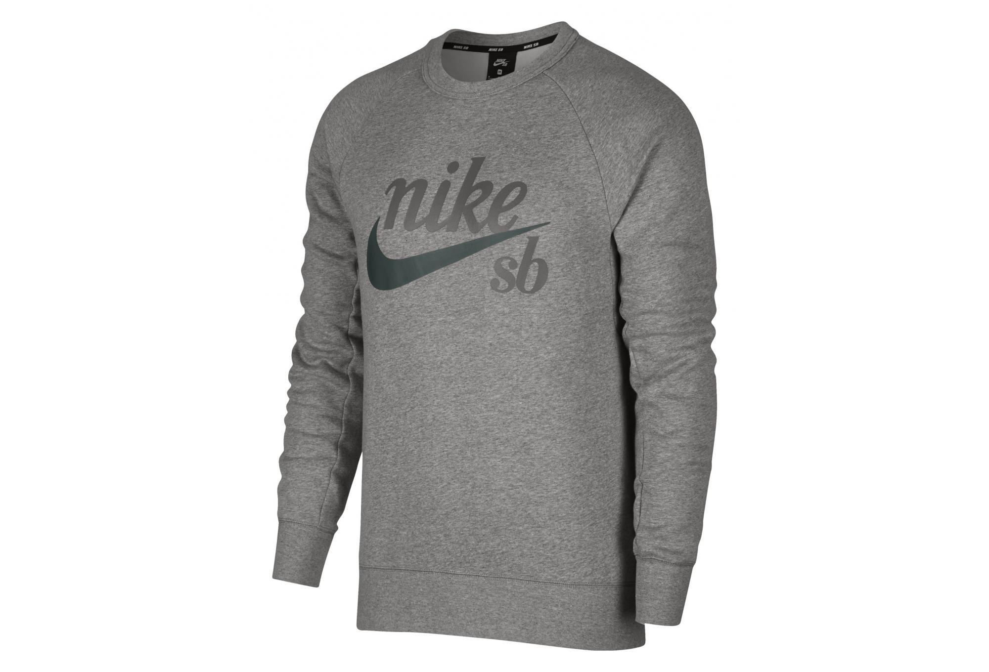 Nike SB Icon Sweat Grey   Alltricks.com 3faf15151f6c