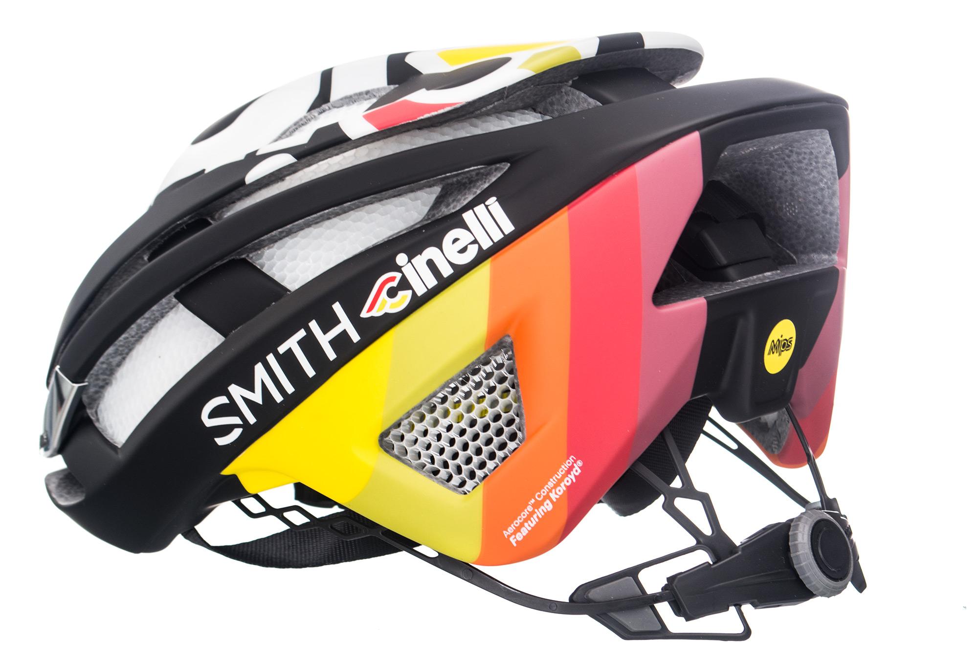 official shop lowest price nice shoes SMITH Overtake MIPS Helmet Black Cinelli | Alltricks.com
