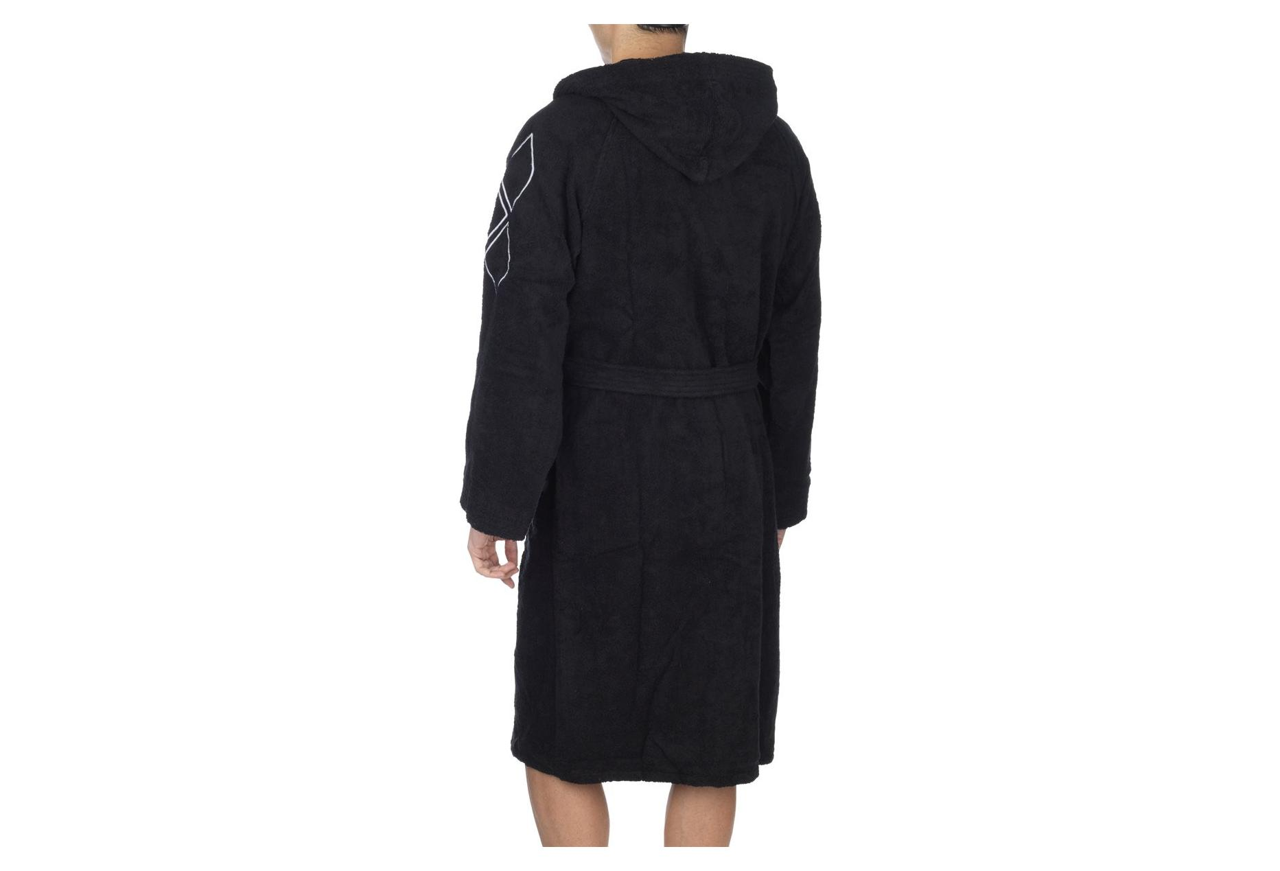 7d373d7ca9 Arena Zodiaco Bathrobe Black