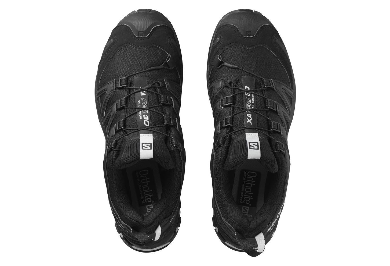 Pro 3d Trail De Xa Salomon Gtx Femme Chaussures Noir XRZ7qSn