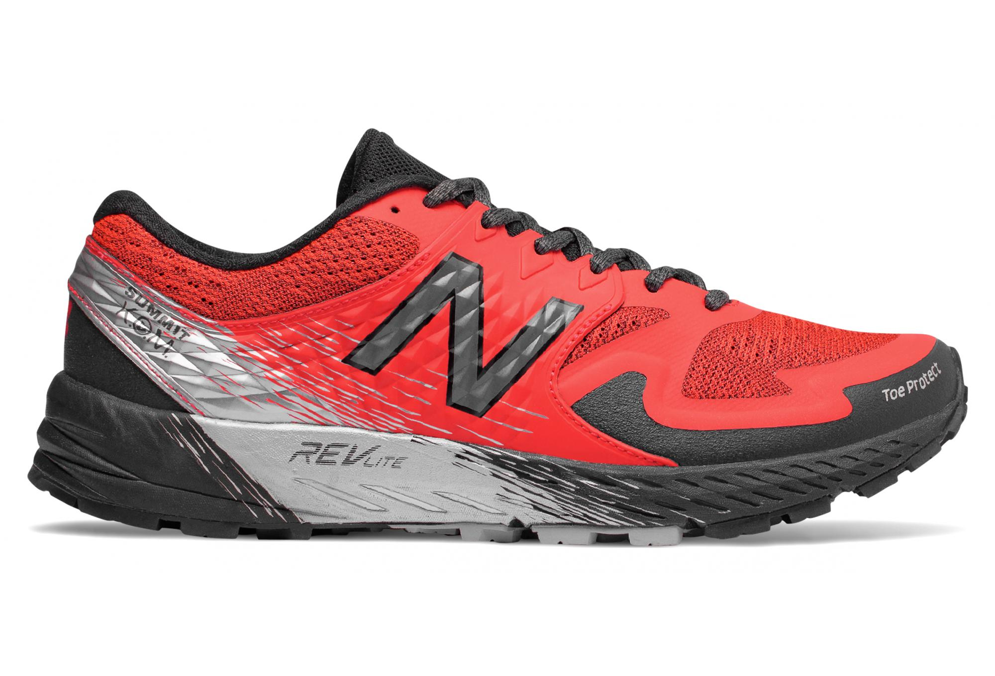 New Balance m Summit King Of Noir o Rouge Homme Mountain K ID9EH2
