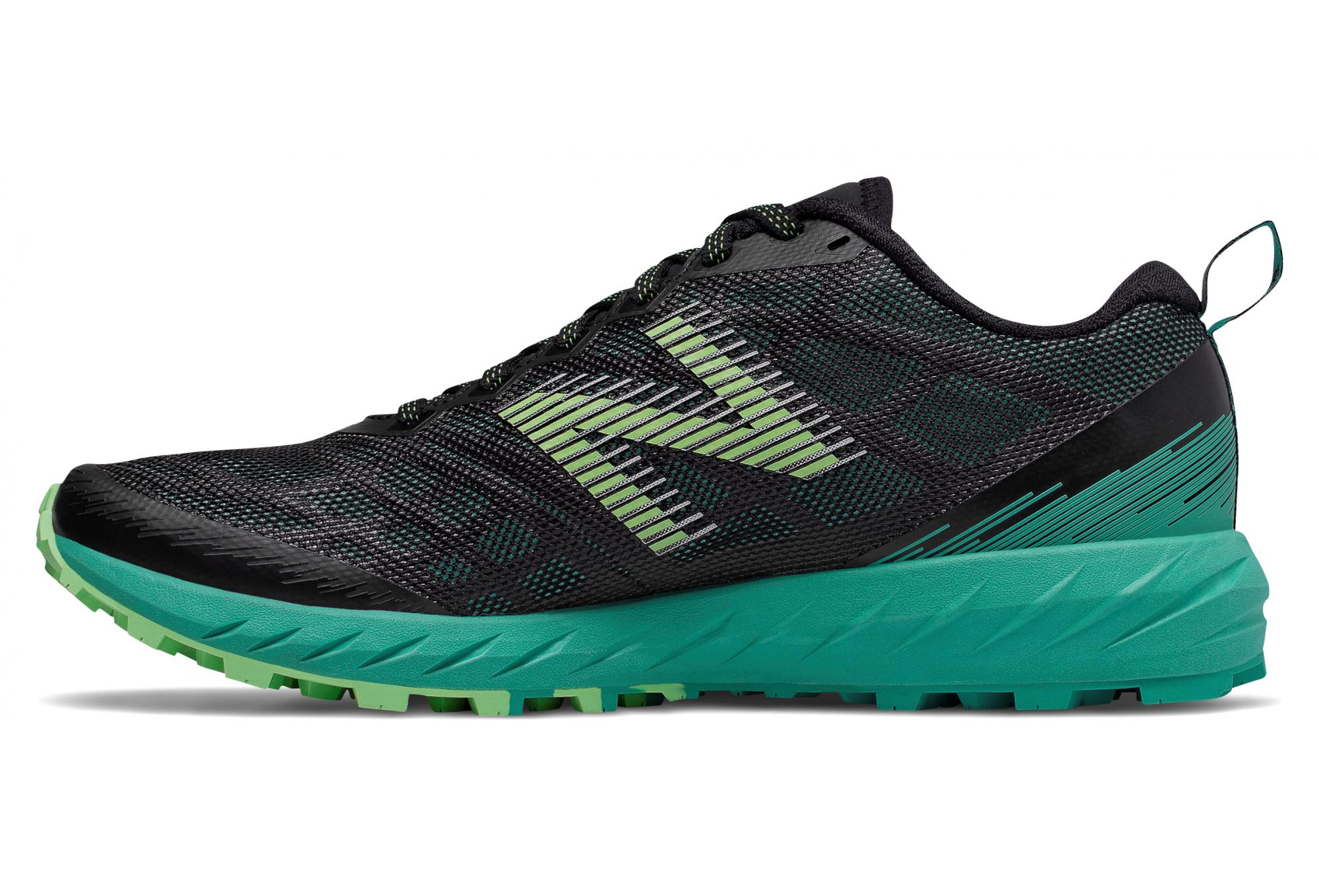 New Balance De Chaussures Summit Trail Vert Unknown Noir znE6v