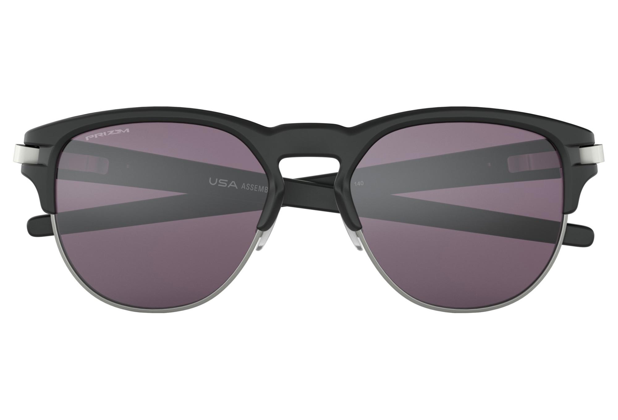 a26f898d064 Oakley Latch Key M Glasses Matte Black   Prizm Grey OO9394-0152 ...