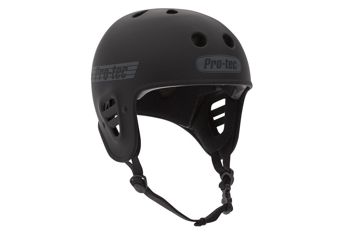 Pro Tec Full Cut Certified Helmet Matte Black Alltricks Com