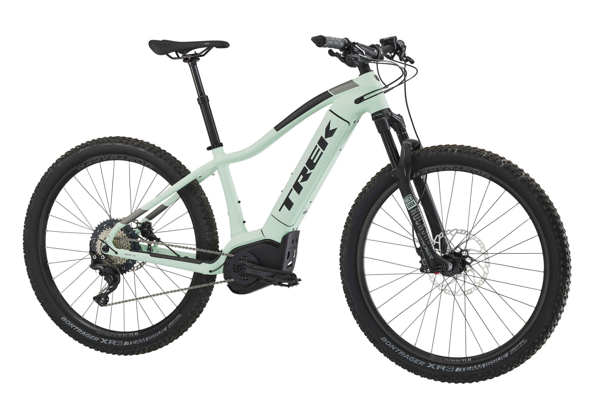 trek powerfly 7 wsd 2019 hardtail women e mtb 27 5. Black Bedroom Furniture Sets. Home Design Ideas