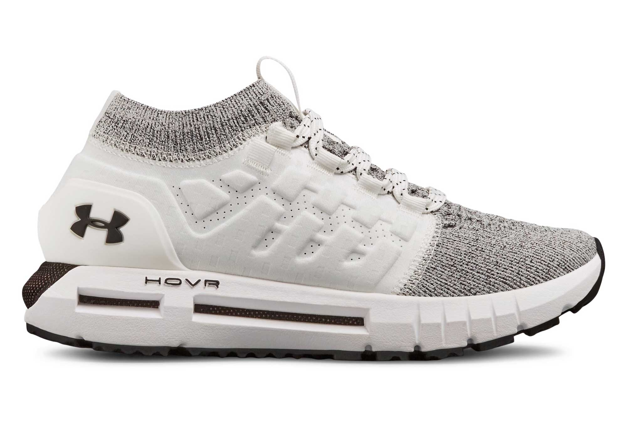 De Blanc Chaussures Running Hovr Femme Phantom Under Armour zdCSq