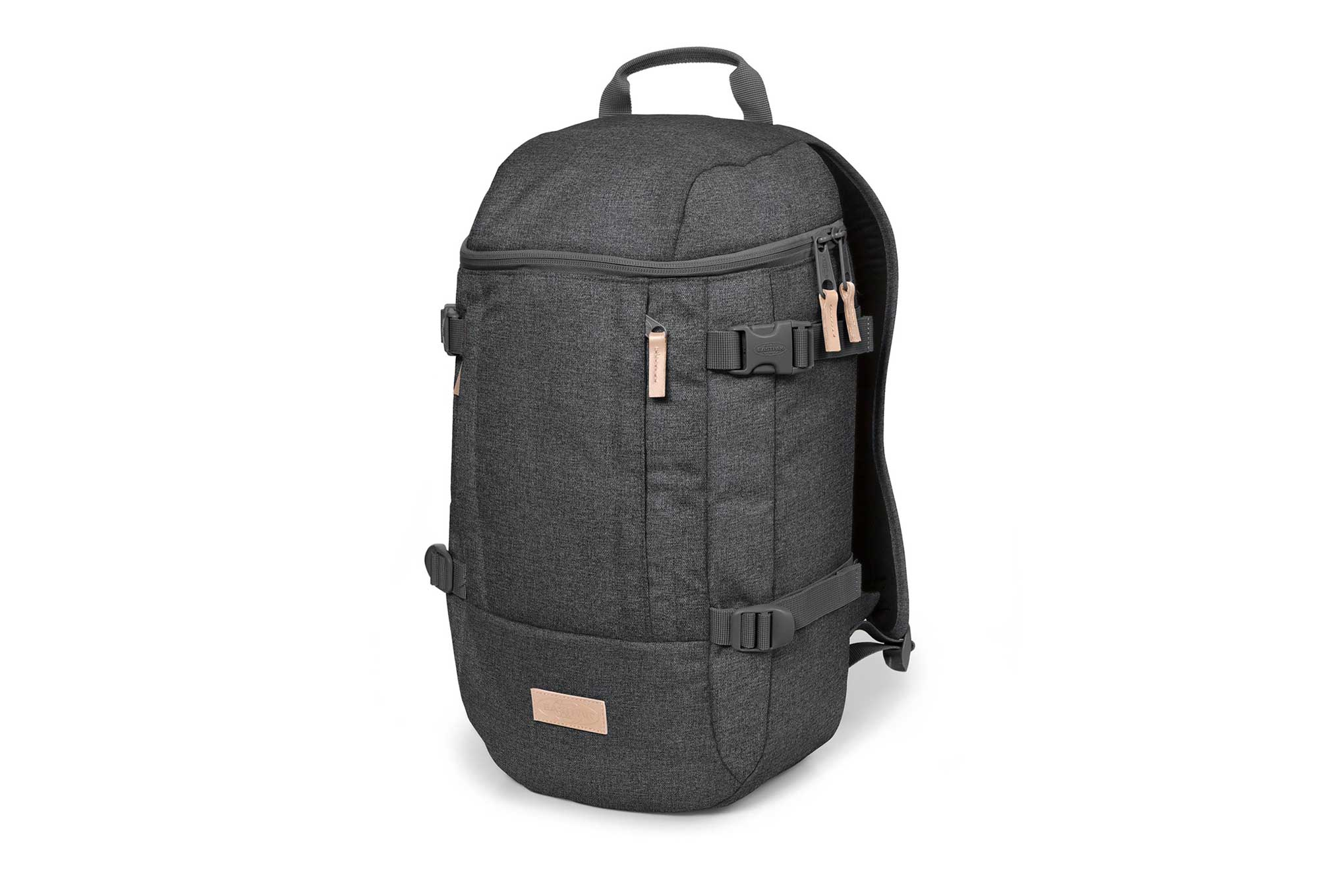 Eastpak À Black Denim Sac Dos Topfloid EDIYH2W9