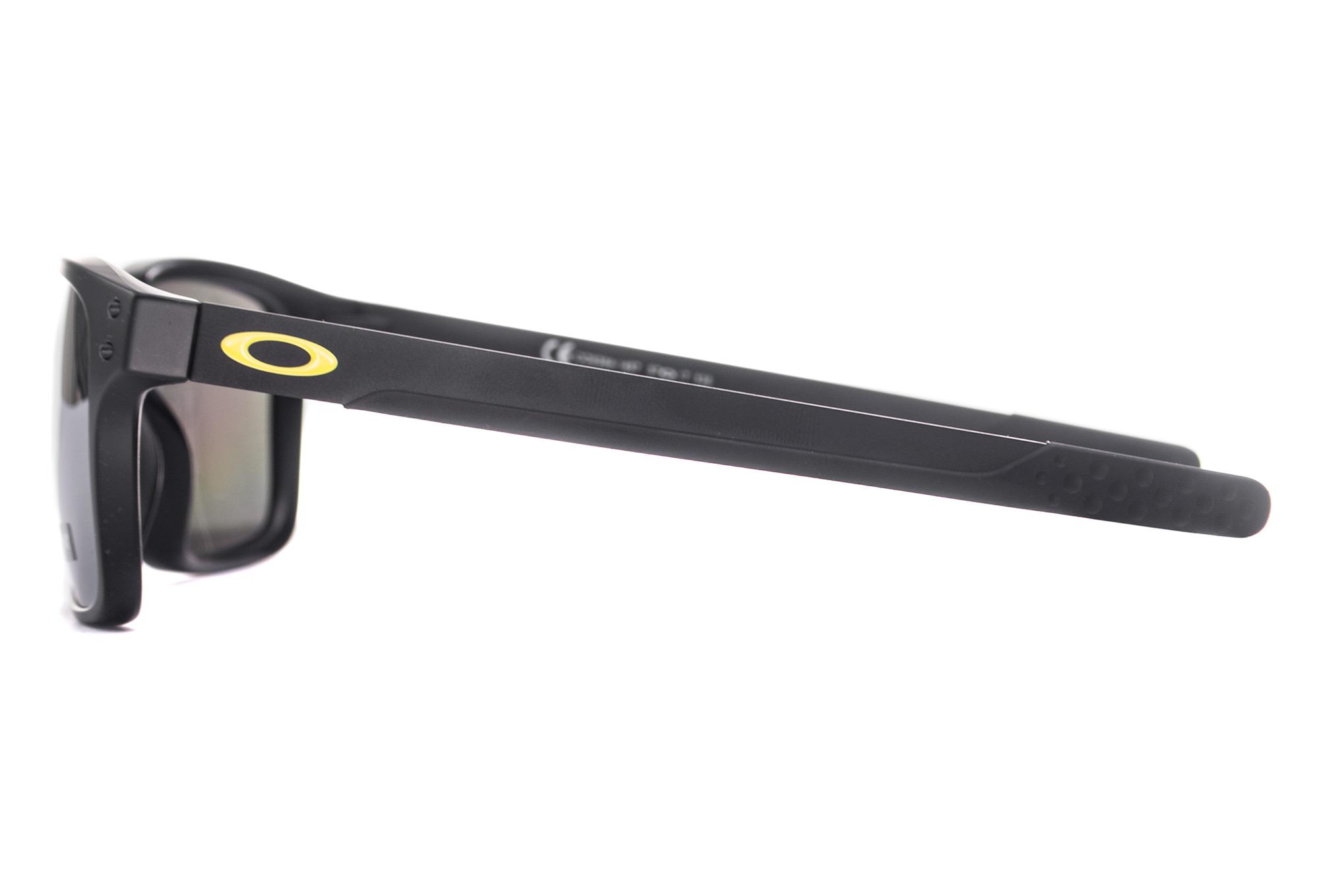 e2d15fa1b4 Oakley Holbrook Mix VR46 Glasses Matte Black   Prizm Black Polarized  OO9384-1457