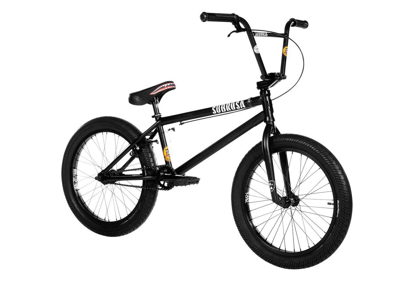 Subrosa BMX Freestyle Salvador XL 21 '' Schwarz   Alltricks.de