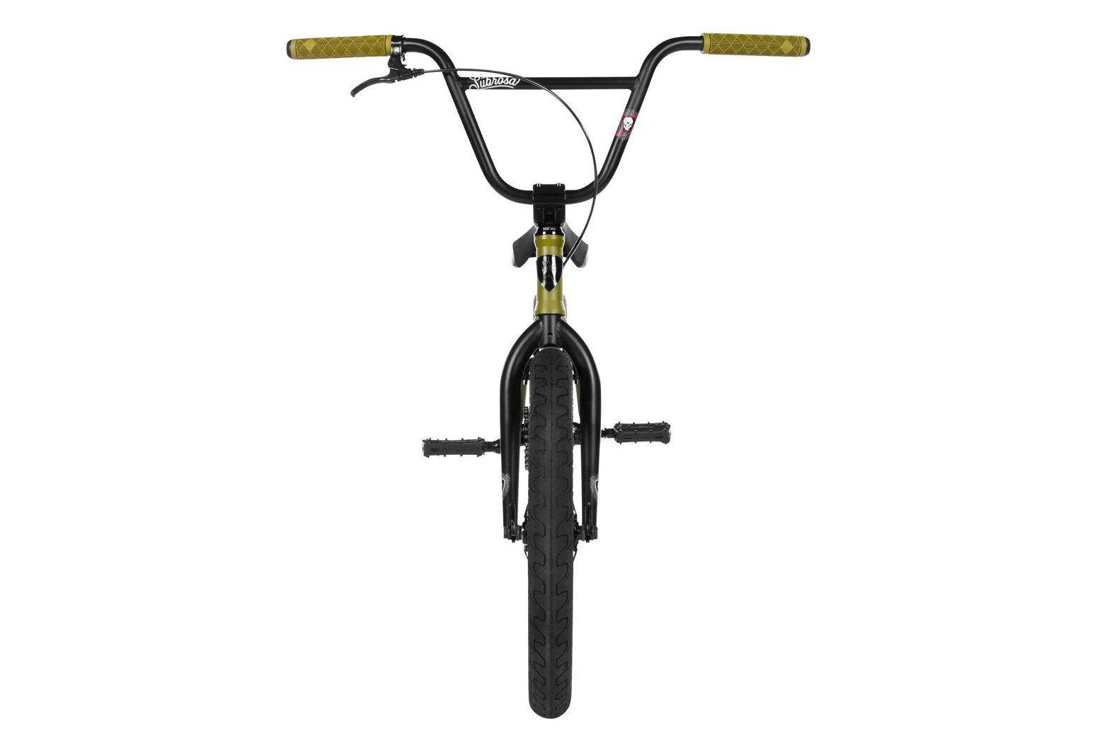 Subrosa BMX Freestyle Tiro XL Glanzgrün 21 '' 2019 ...