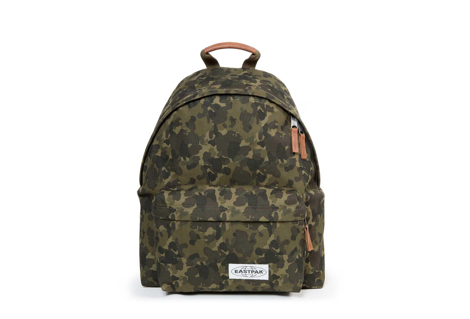 ea98f4ec2f9 Eastpak Padded Pak'r Opgrade Camo Backpack | Alltricks.com