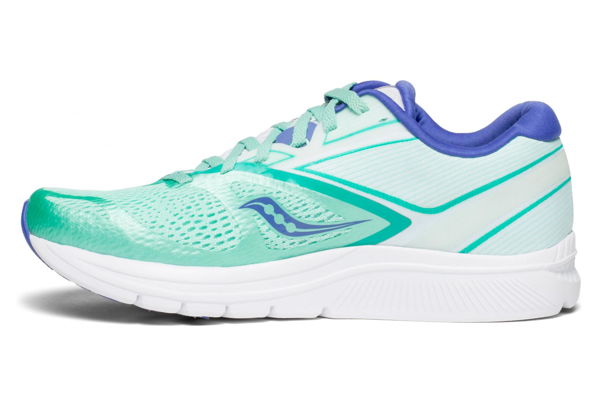 separation shoes 9a612 889ab Saucony KINVARA 9 White