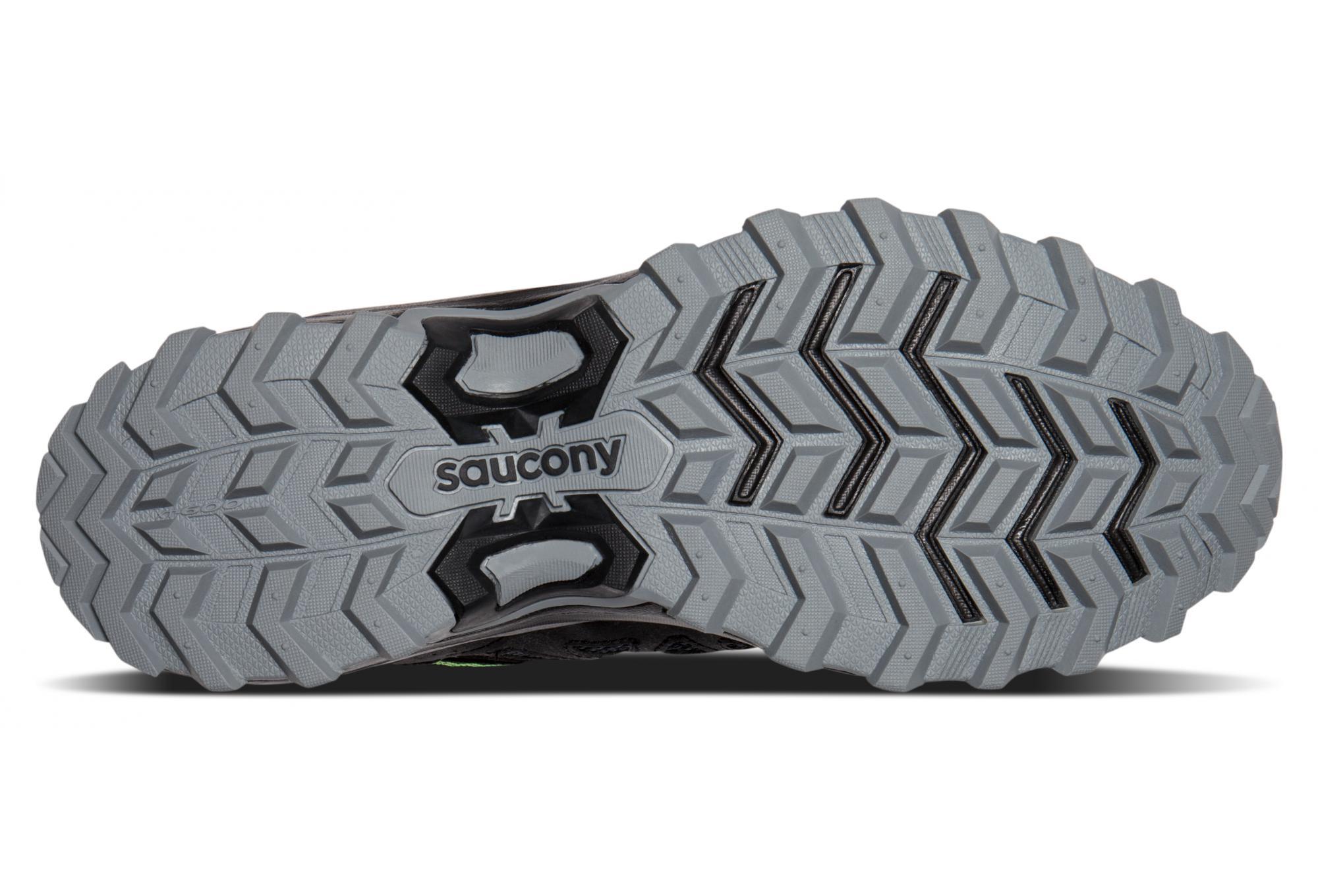 hochwertige Materialien sehr bekannt billiger Verkauf Saucony Excursion TR12 GTX Trailschuhe Schwarz