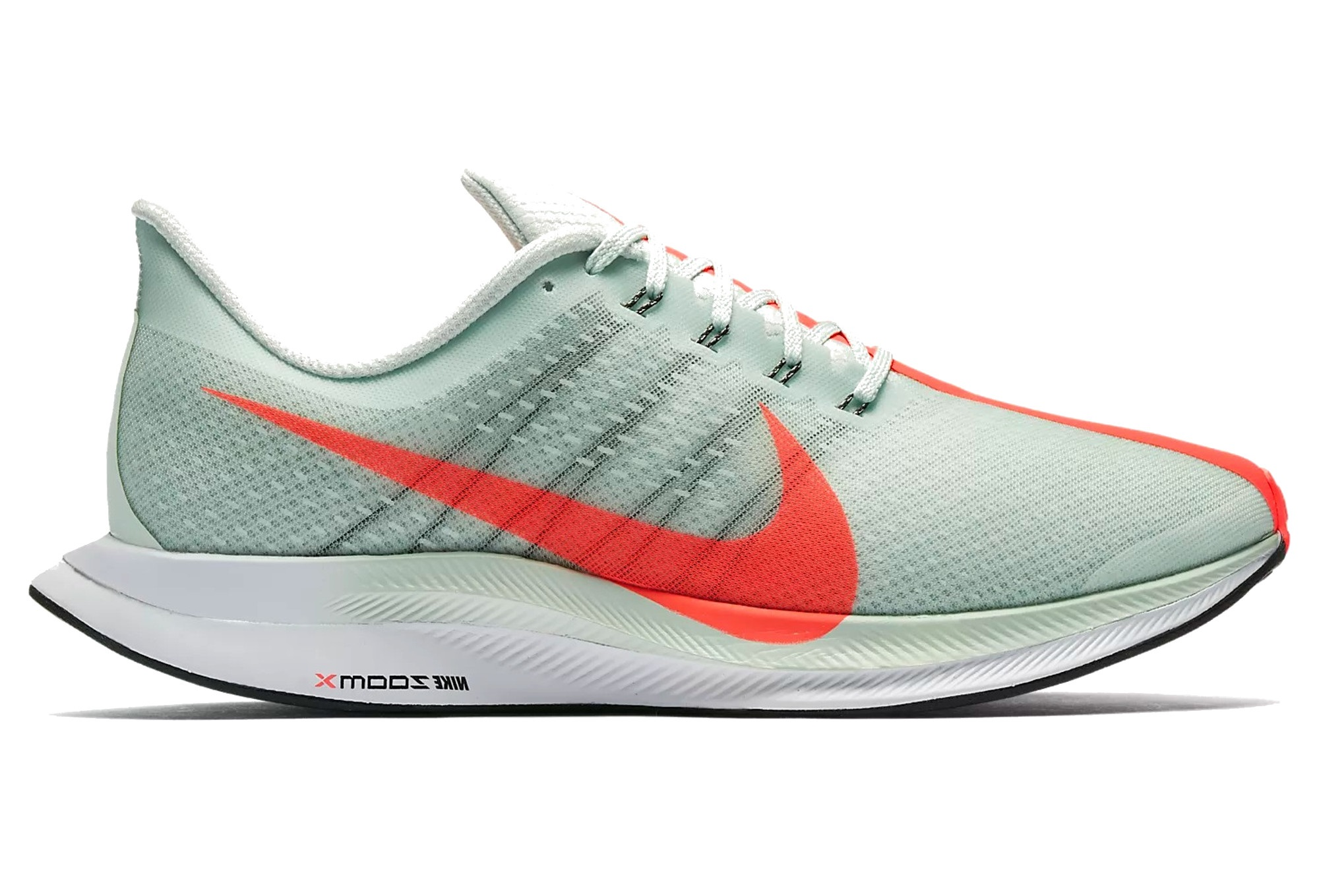 87c5d6be7 ... clearance chaussures de running nike zoom pegasus turbo gris rouge  c0183 f5ea5