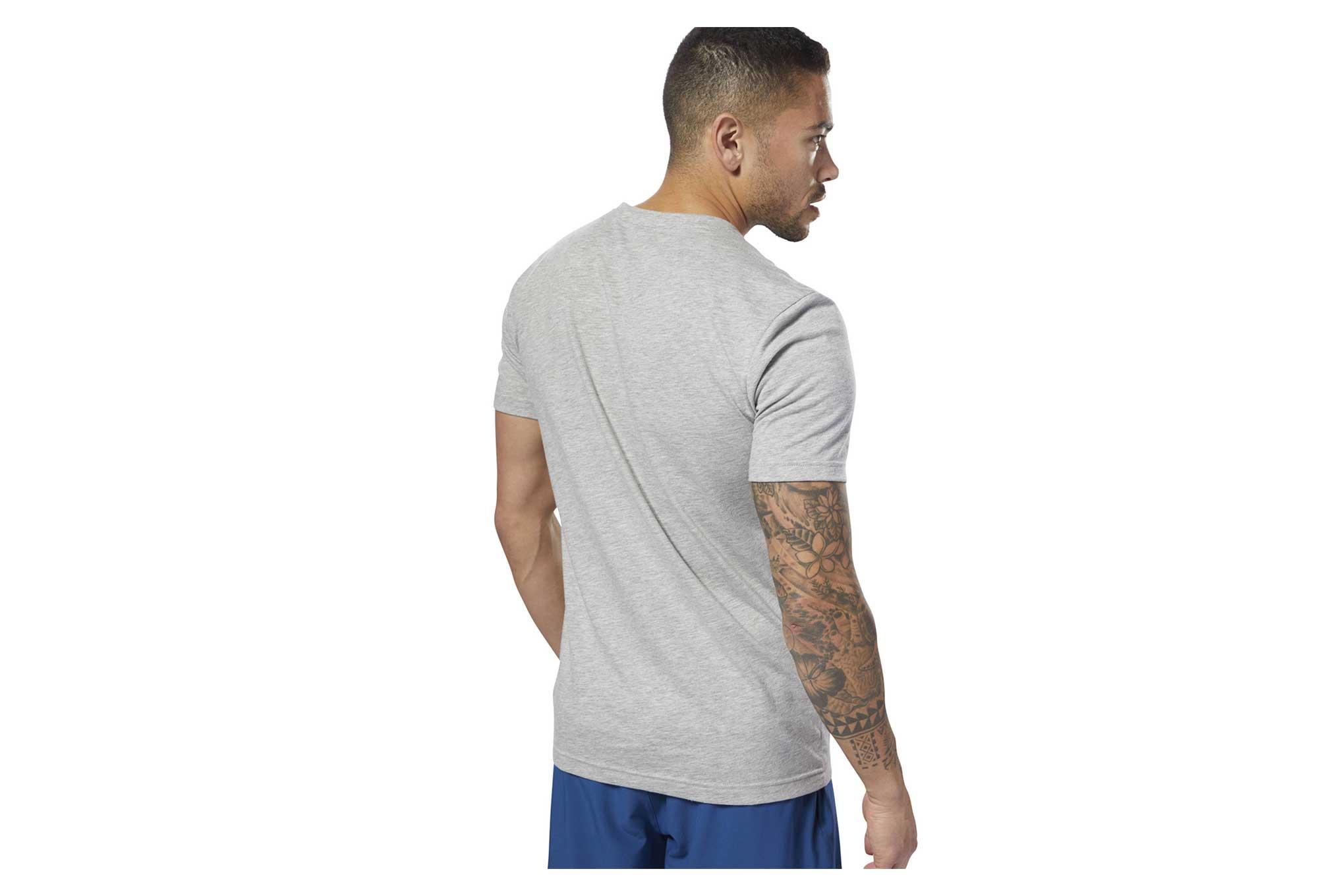 Reebok CrossFit Games Crest T Shirt Grau