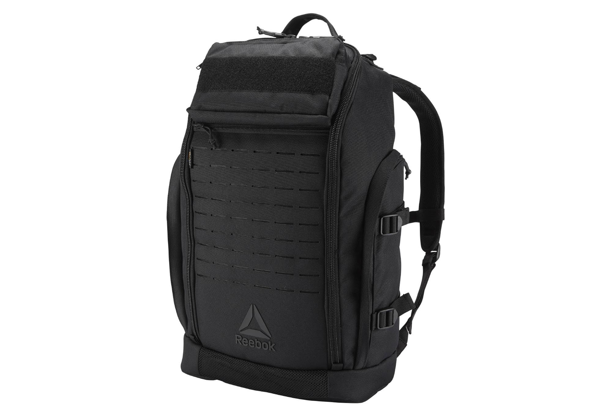 aito laatu myynti yksityiskohtaiset kuvat Reebok CrossFit Backpack Black