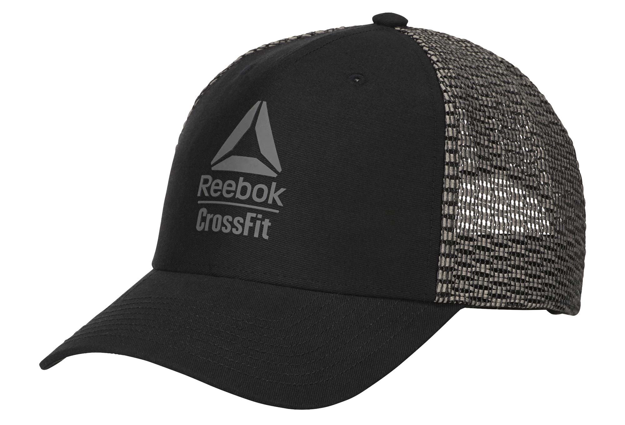 3ef734a6492 Reebok CrossFit Cap Black Grey