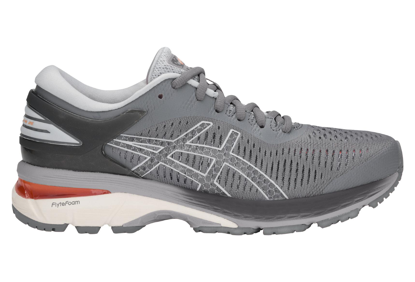 zapatillas asics mujer gris