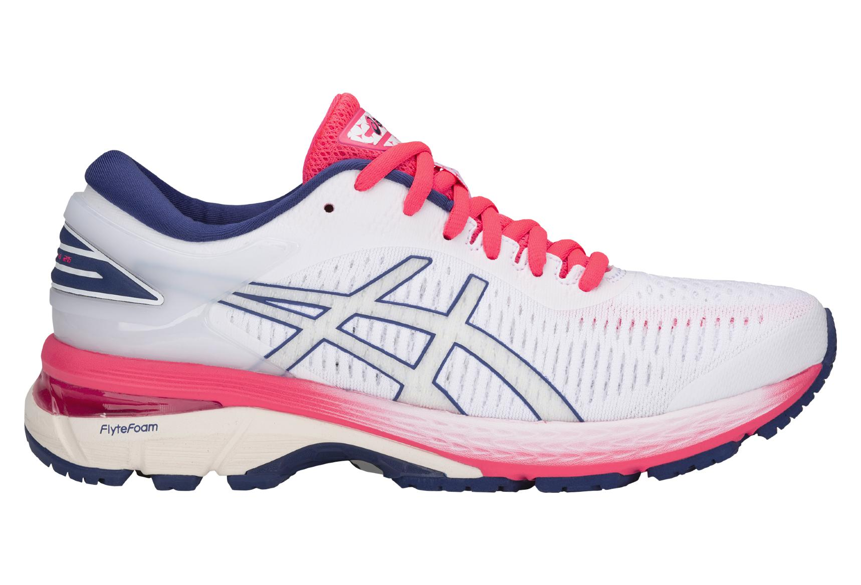 cfc200ff5d88 Scarpe da Running Asics Gel-Kayano 25 Bianco da Donna | Alltricks.it