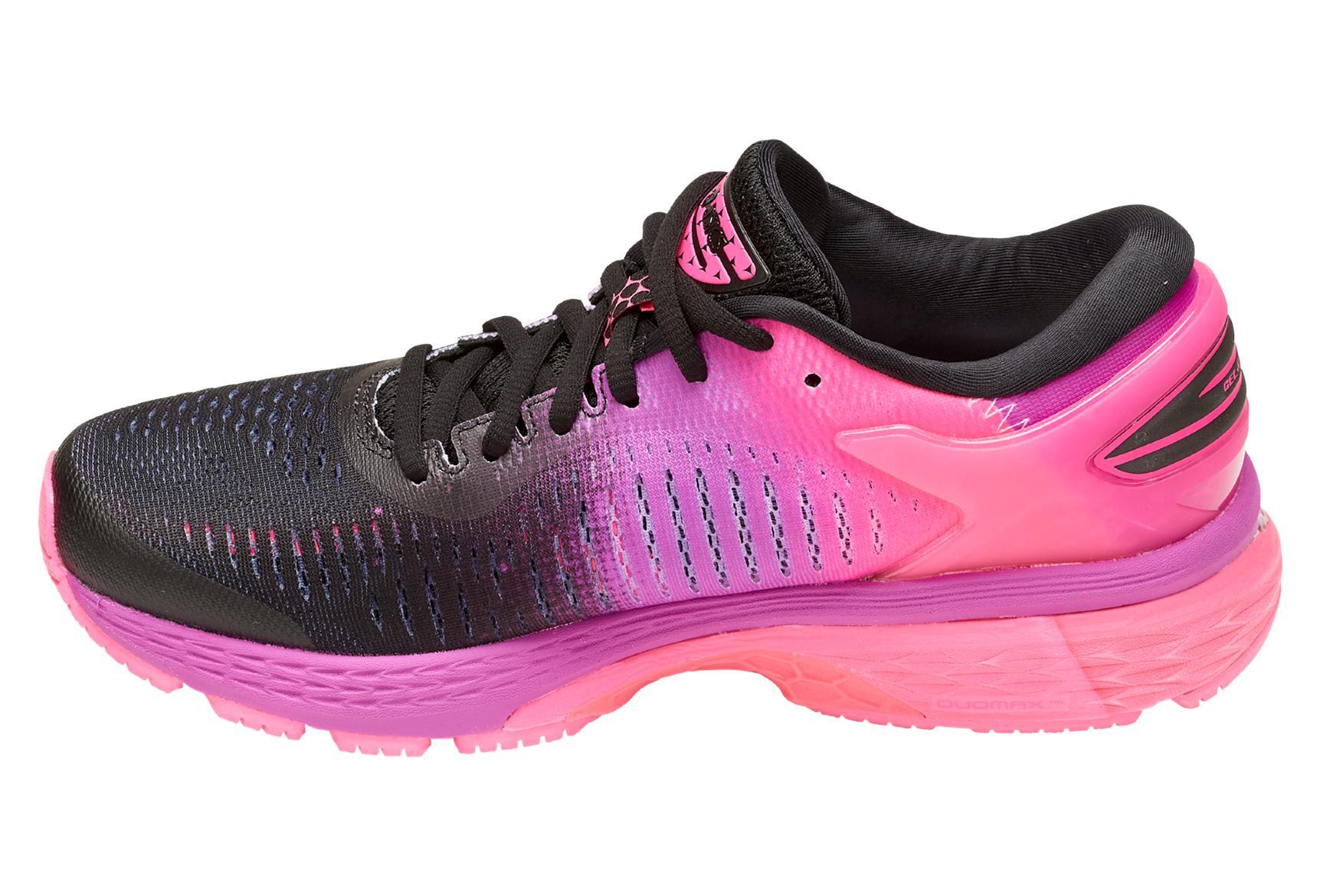 asics gel kayano 25 solar shower donna running scarpe