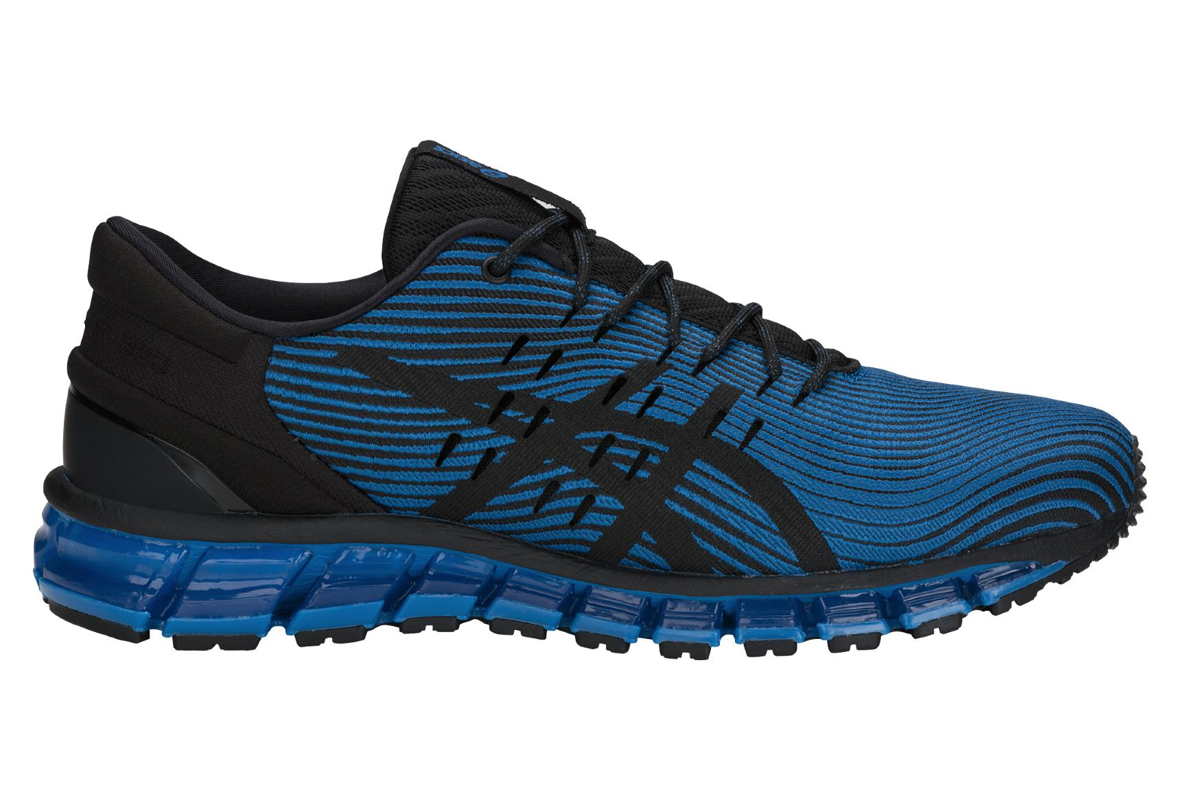 reputable site 62916 e1b91 Asics Gel-Quantum 360 4 Blue Black   Alltricks.com