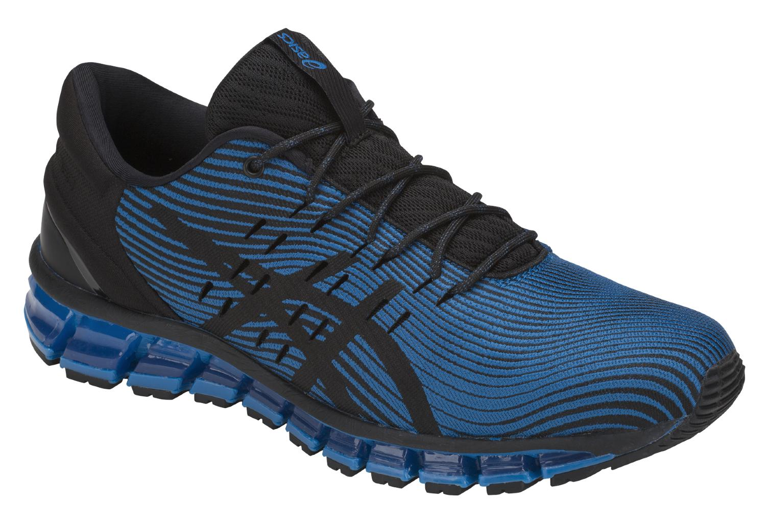 better hot-selling clearance durable service Asics Gel-Quantum 360 4 Blue Black