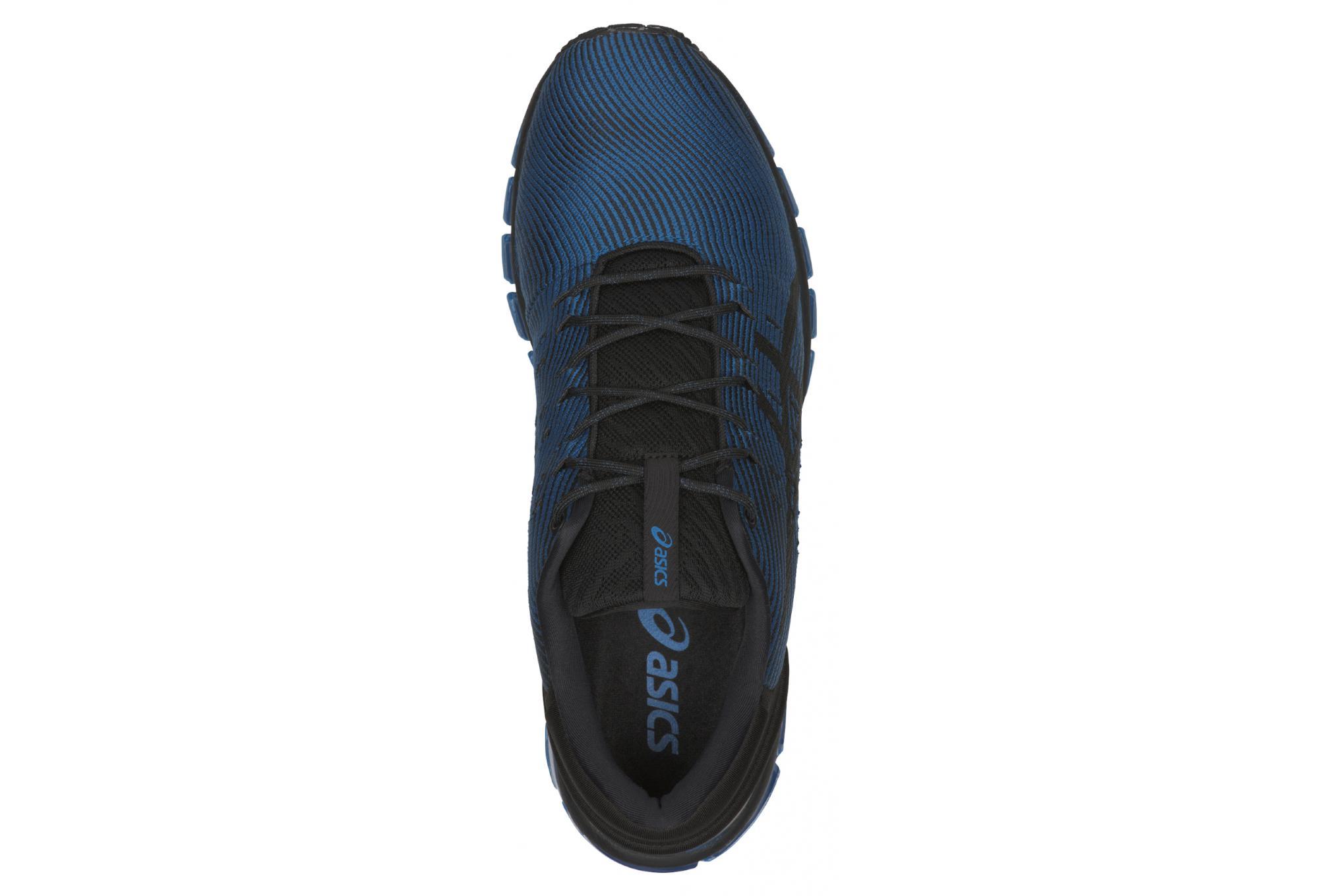 asics gel quantum 360 4 uomo blu