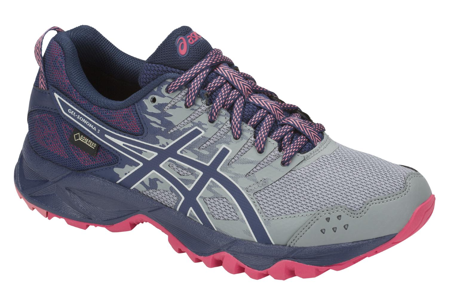 ASICS Gel Sonoma 3, Chaussures de Trail Femme