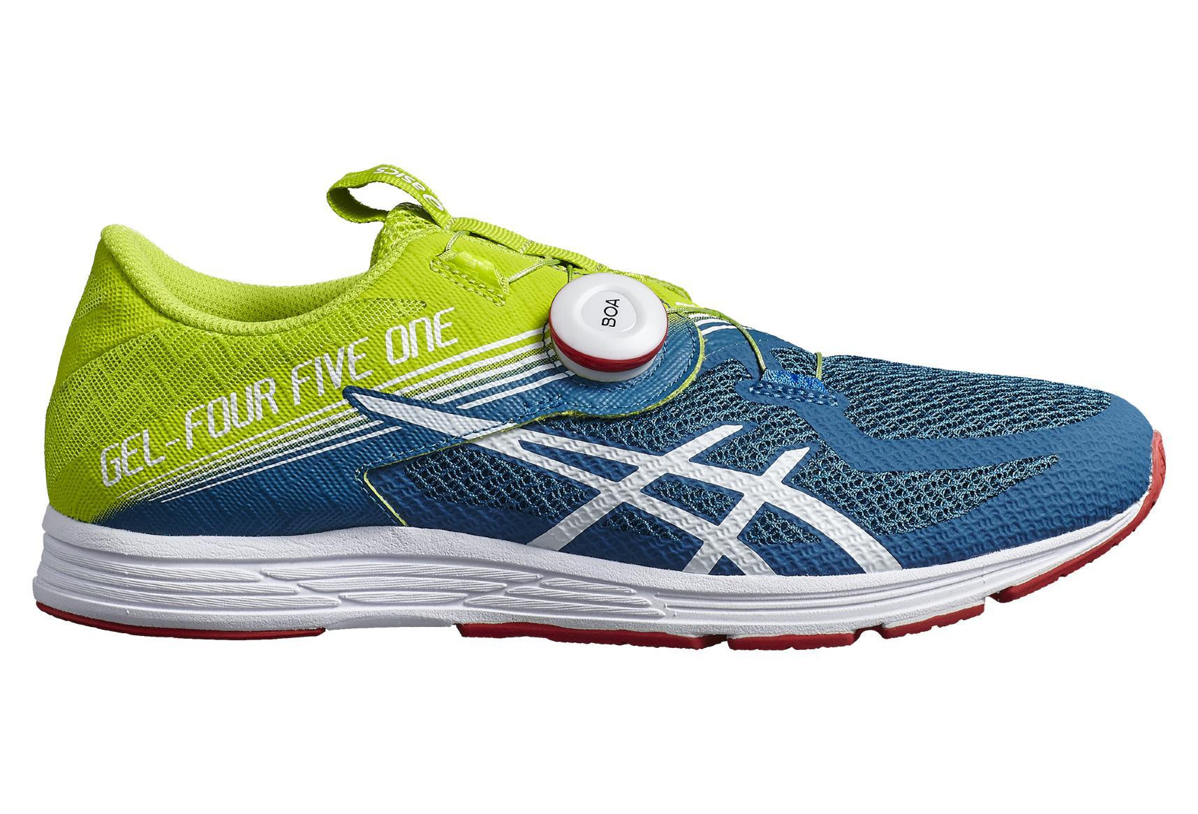 Scarpe da Running Asics Gel 451 Giallo Blu
