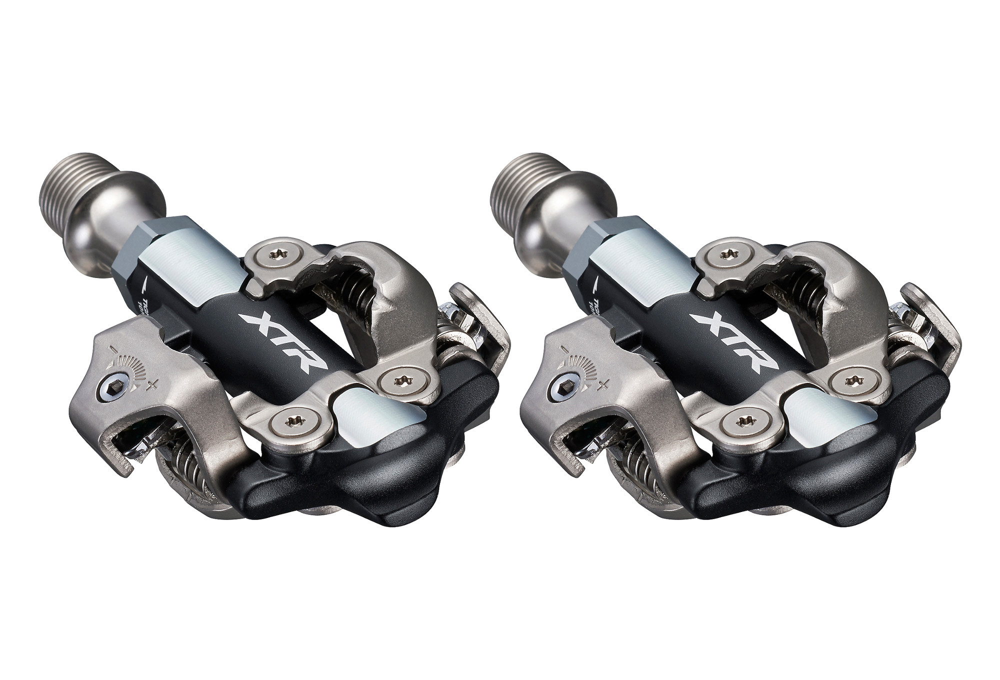 cdb28a1c276 Shimano XTR PD-M9100-S1 Race SPD Clipless MTB Pedals (Short axles ...
