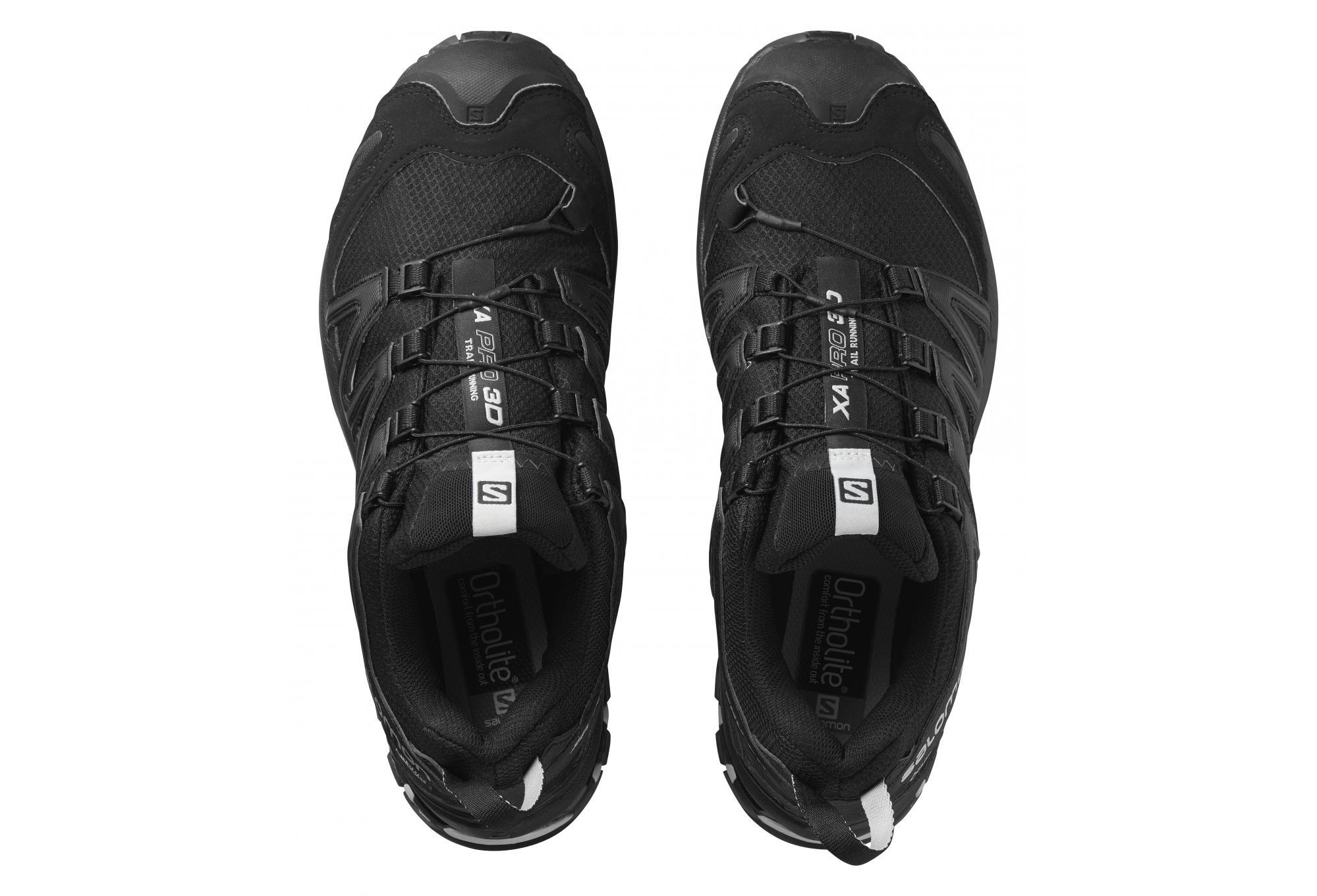 Pro Trail 3D Gtx Xa Noir Salomon Chaussures de zSVqpUM