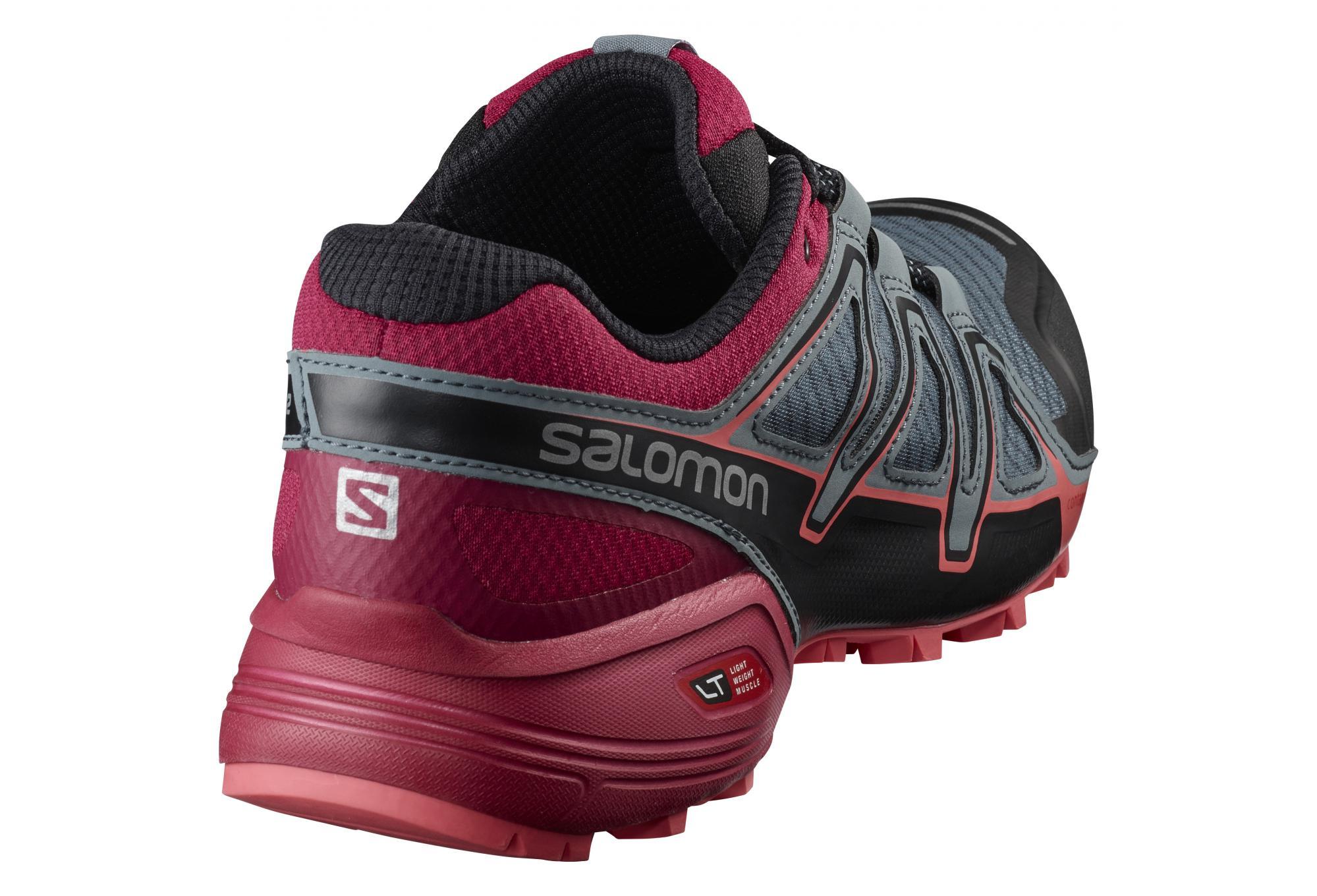 Salomon Speedcross Vario 2 Trail Running Shoes Women Black