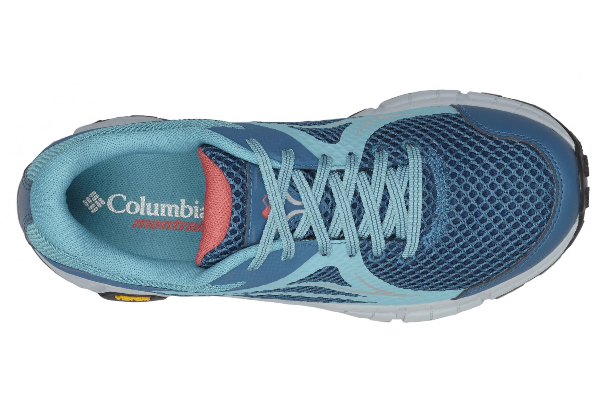 Chaussures Columbia Mojave Trail Femme De Bleu qPHrq6