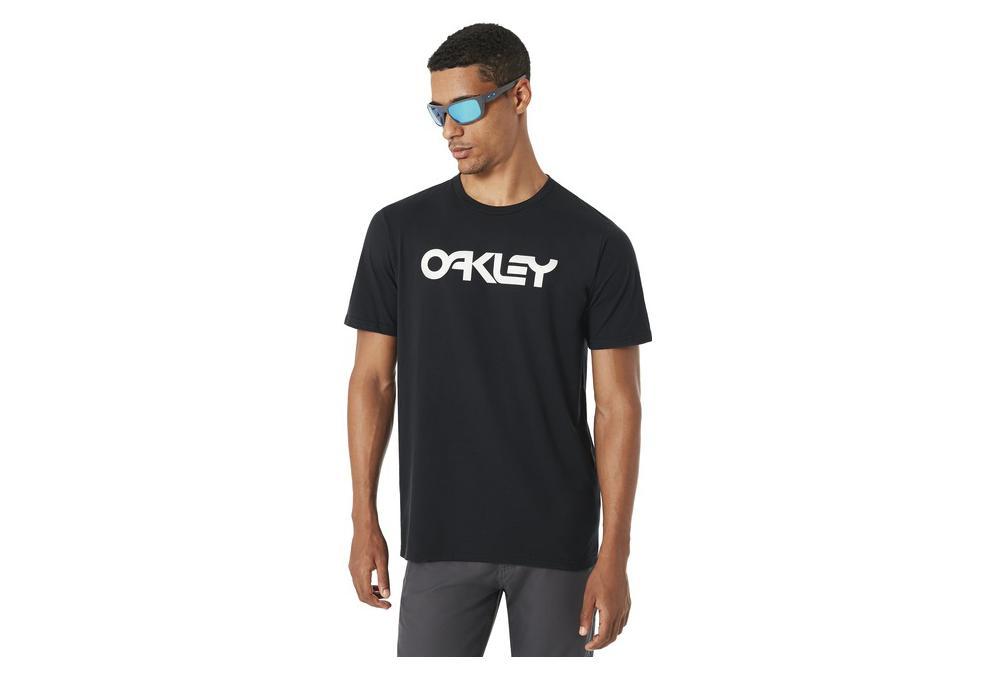Oakley SS Tee MARK II Jet Black Heather   Alltricks.com d4b1fa0ecf1b