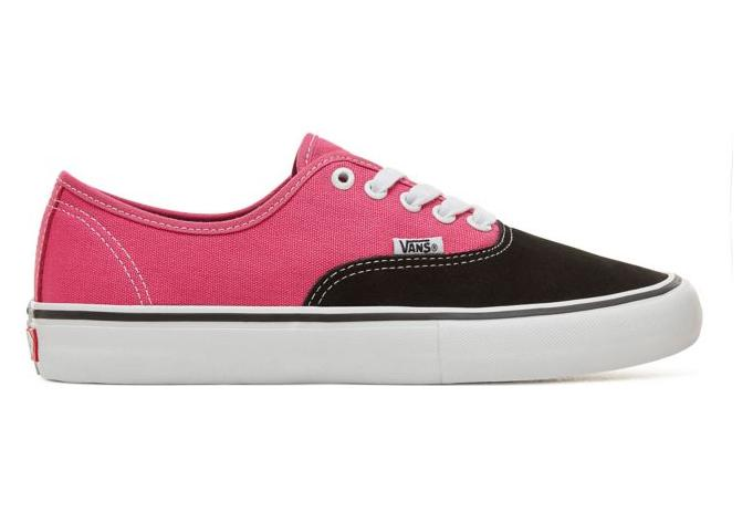 d1f788569e9d00 Vans Shoes Anthentic Pro Black   Magenta