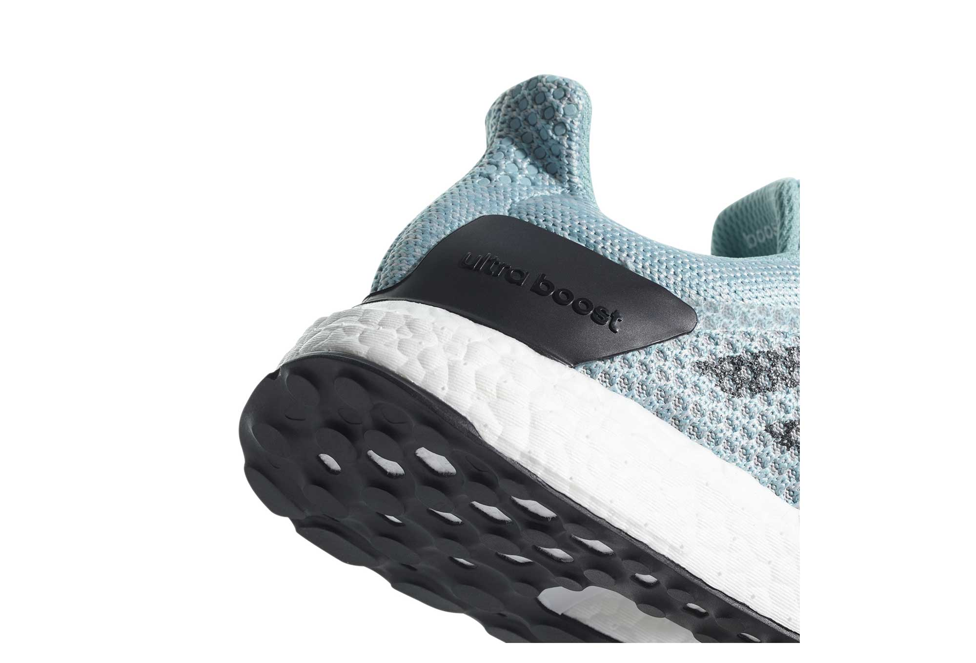 Details about adidas Ultra Boost ST Womens Running Shoes Blue