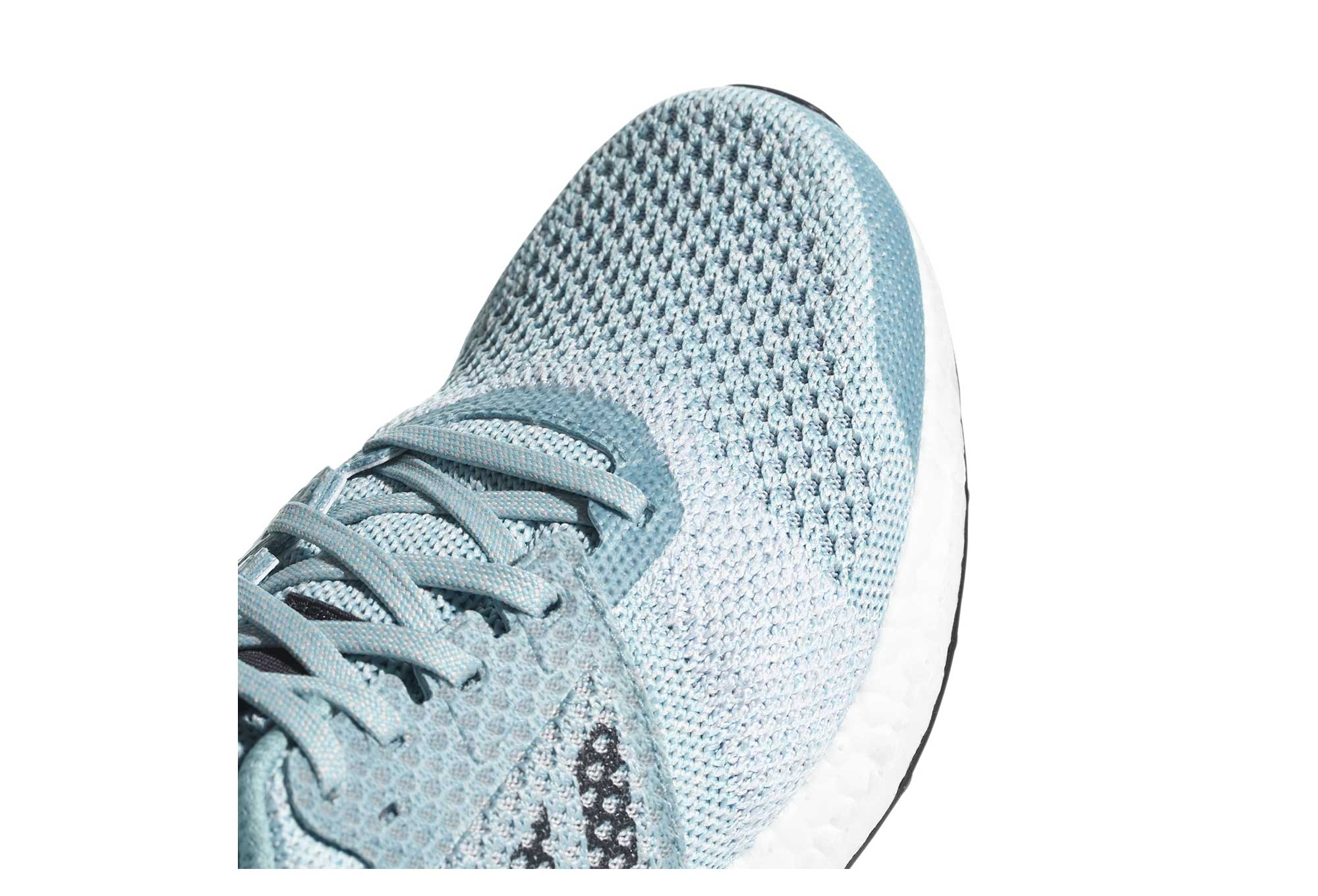 ef635d070dc16a adidas running Ultraboost ST Parley Light Blue Women