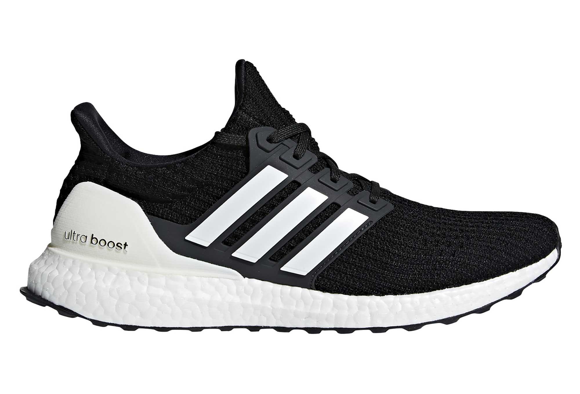 nouveau style et luxe emballage élégant et robuste profiter de prix discount Chaussures de Running adidas running Ultraboost Noir Blanc