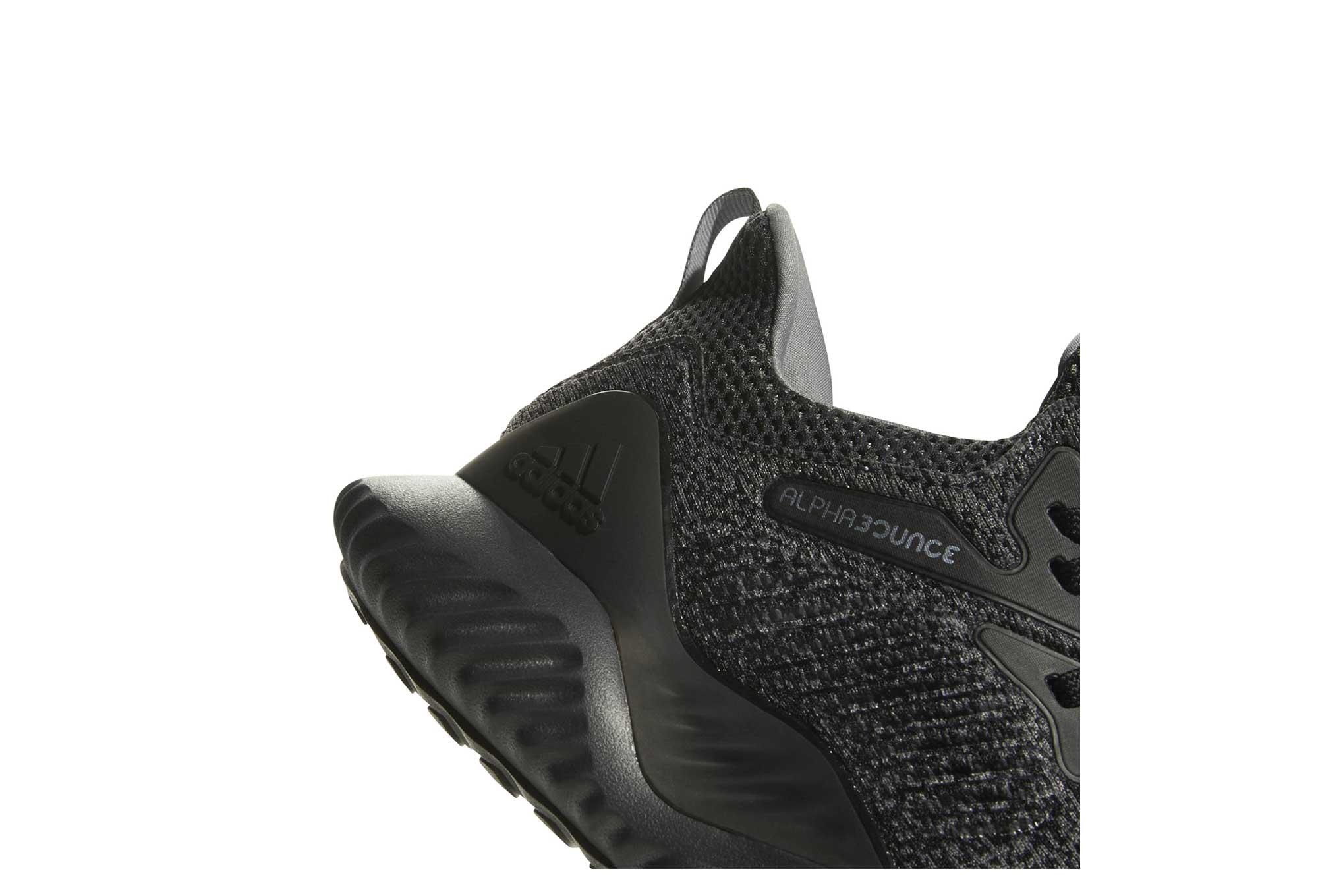 Chaussures de Running adidas running Alphabounce Beyond Noir Gris