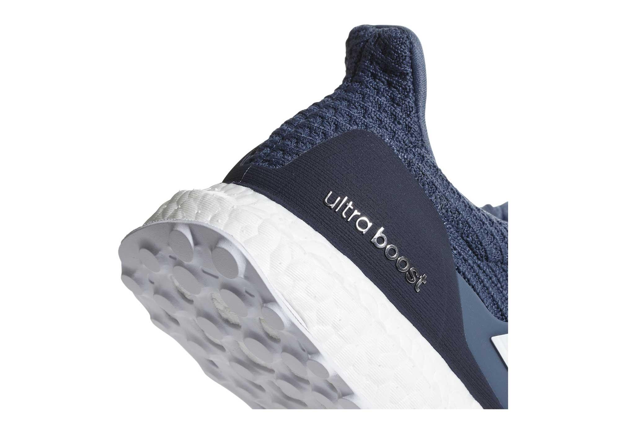 newest 55ea1 18809 adidas running Ultraboost Blue White