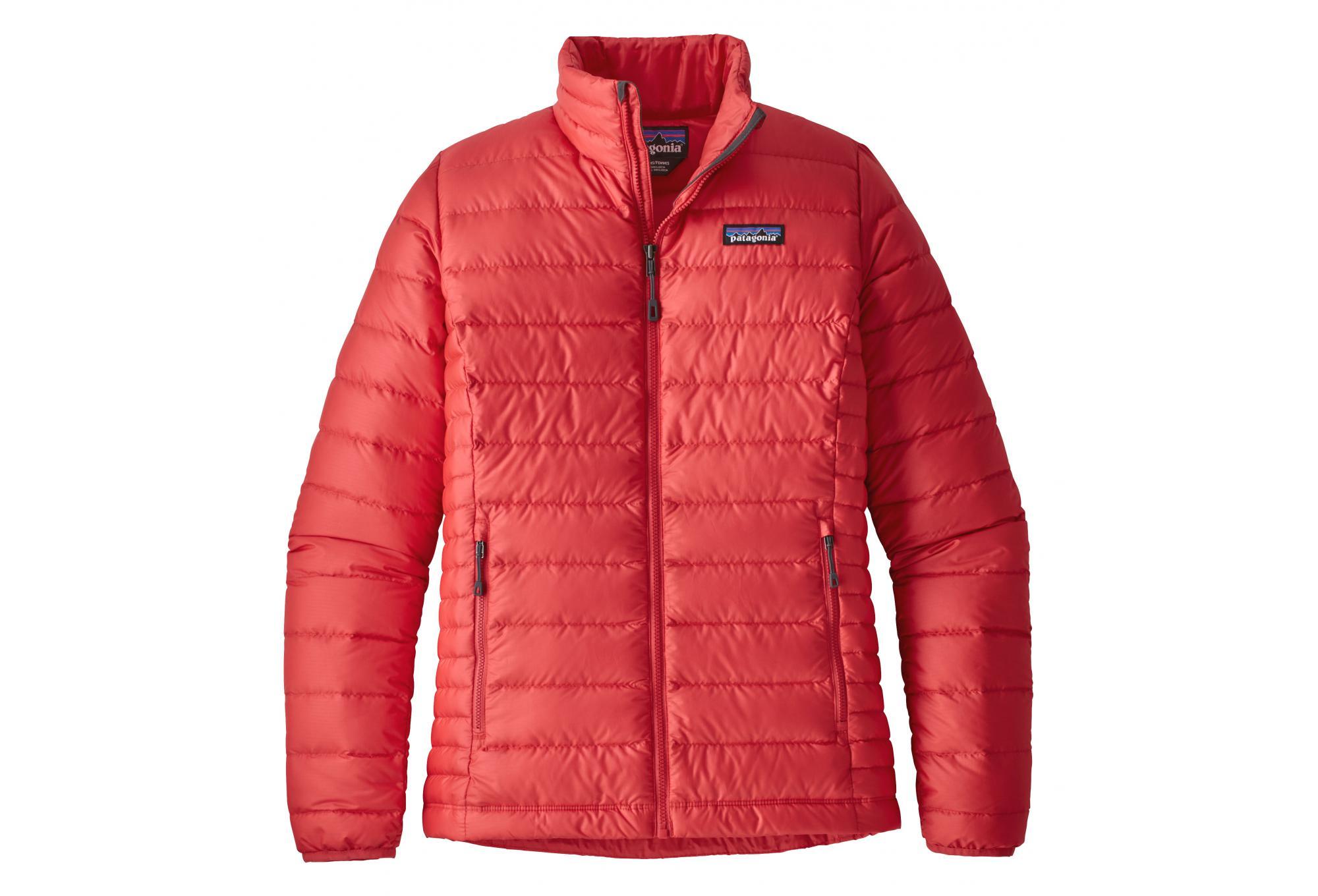 312f0e6e1e4 Doudoune Femme Patagonia Sweater Rouge