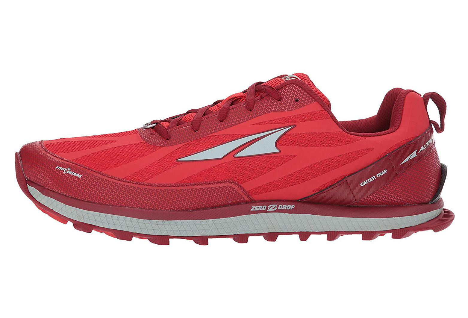 Altra Superior 3.5 Shoes Red