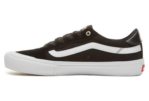 Vans Shoes Style 112 Black White